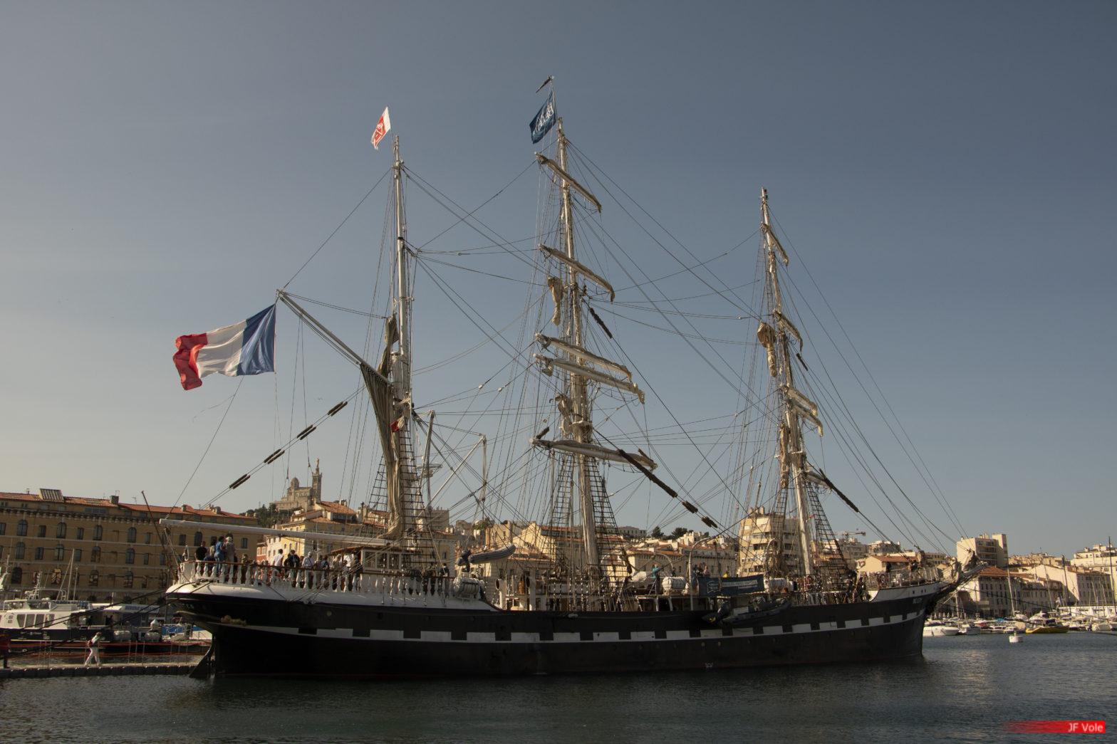Le Belém à Marseille (2018)