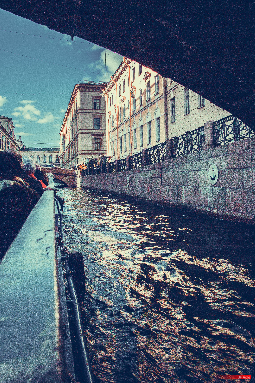 Saint-Pétersbourg. Septembre 2018.