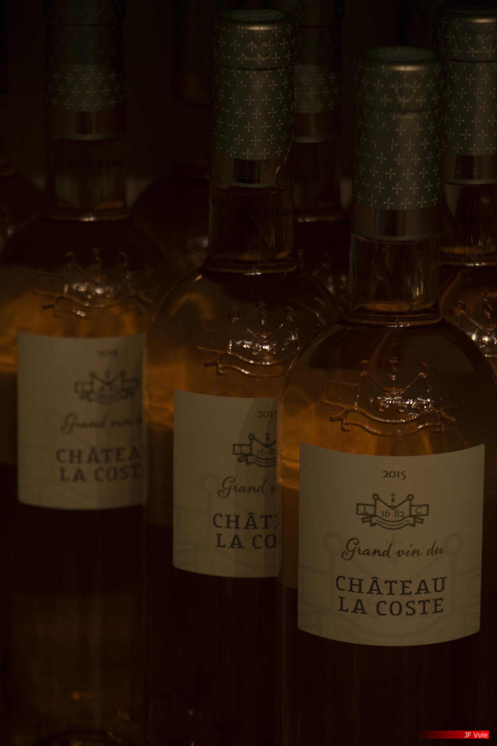 Château La Coste, mai 2018.