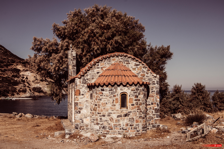 Fódele, Crète. Septembre 2019.