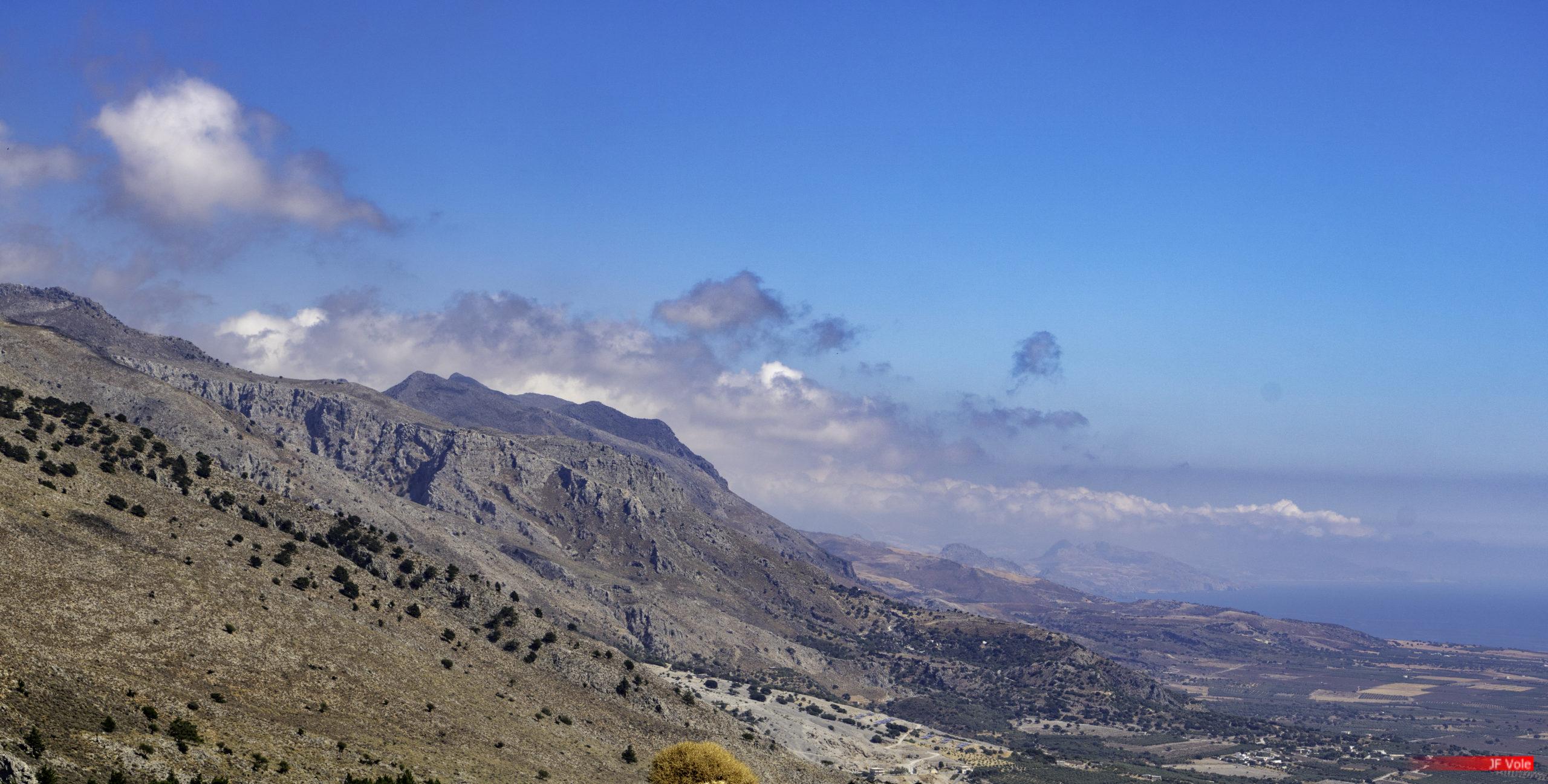Chóra Sfakíon, Crète. octobre 2019.
