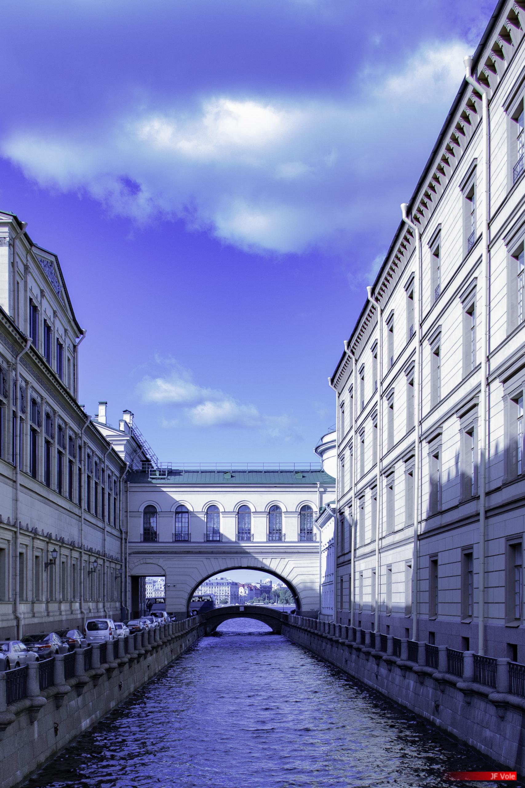 Musée de l'Ermitage, Saint-Pétersbourg. Septembre 2018.