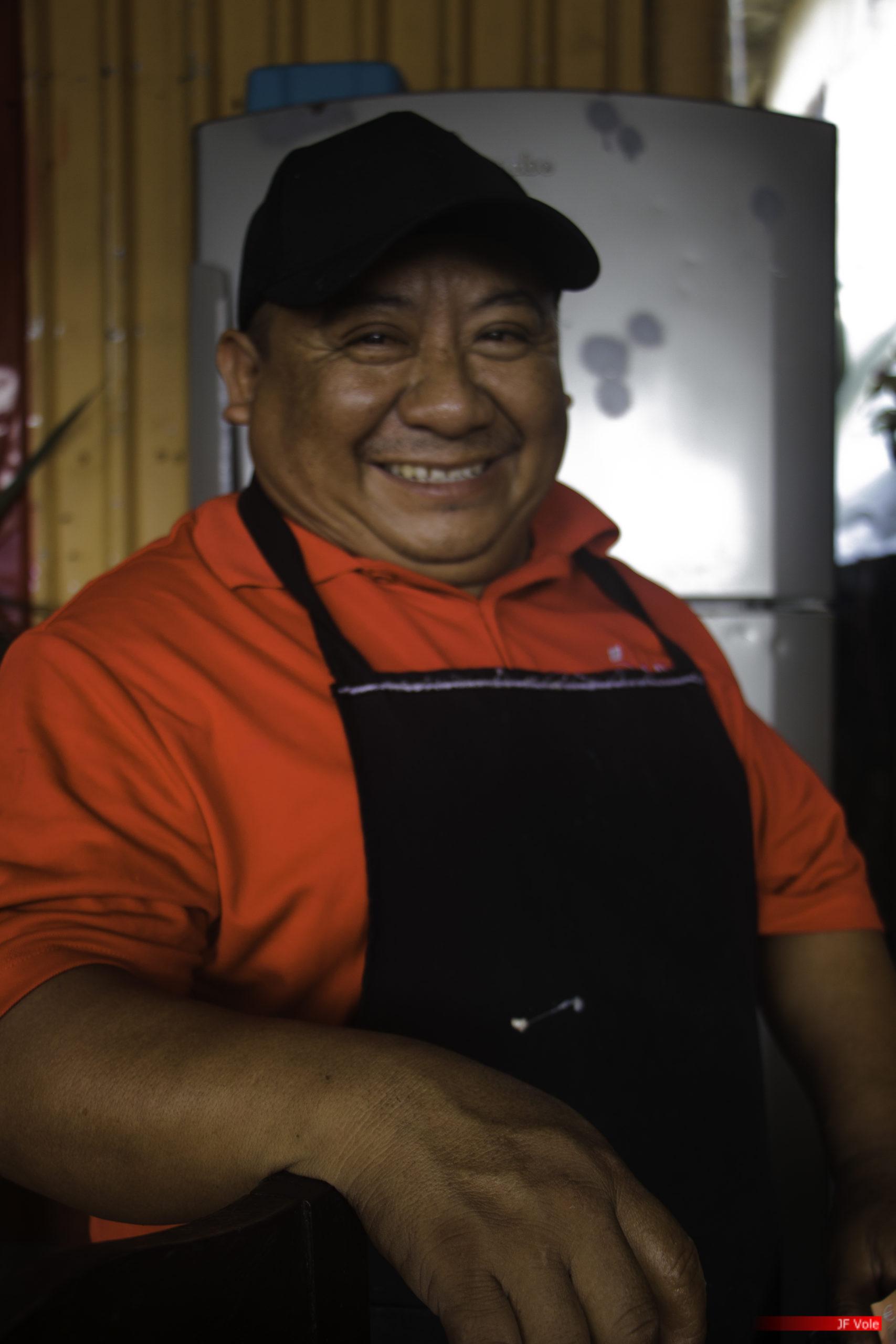 Cosme's taqueria, Akumal Quintana Roo Mexique, janvier 2021.